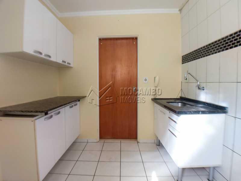 Cozinha - Apartamento 2 quartos para alugar Itatiba,SP - R$ 700 - FCAP21109 - 7