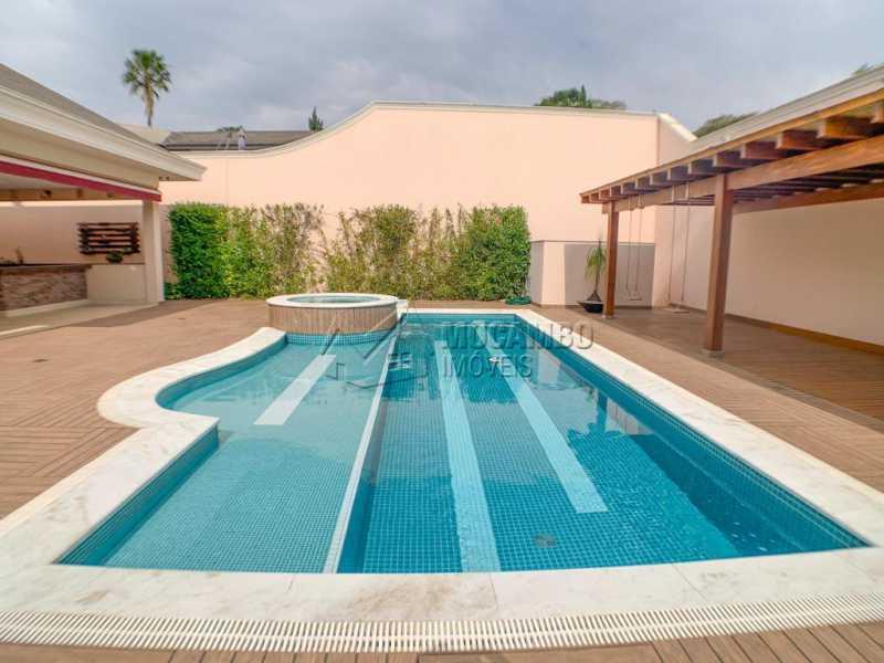 Piscina - Casa em Condomínio 4 quartos à venda Itatiba,SP - R$ 3.998.000 - FCCN40161 - 12