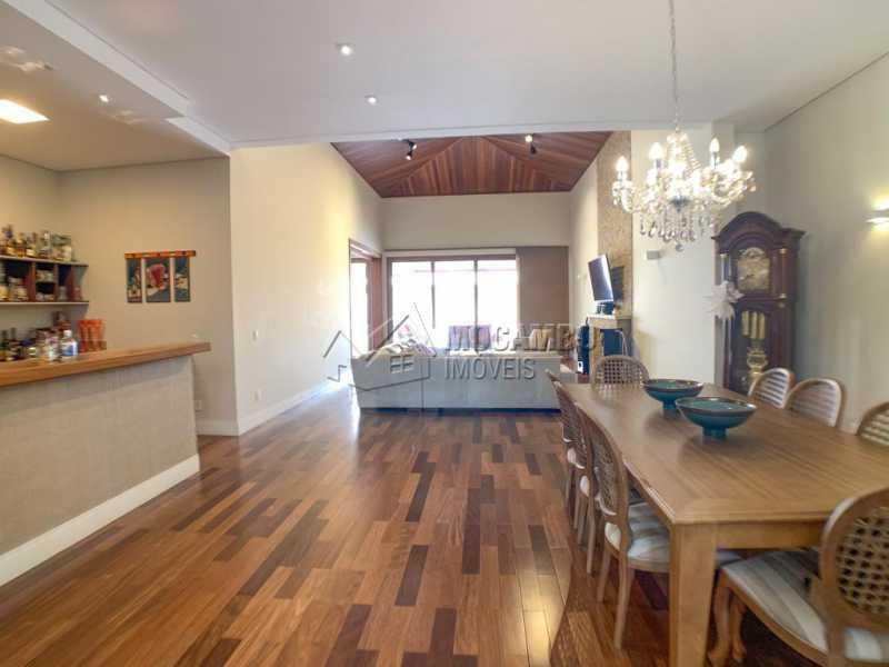 Sala - Casa em Condomínio 4 quartos à venda Itatiba,SP - R$ 3.998.000 - FCCN40161 - 7