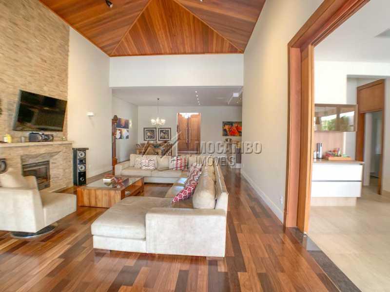 Sala - Casa em Condomínio 4 quartos à venda Itatiba,SP - R$ 3.998.000 - FCCN40161 - 8