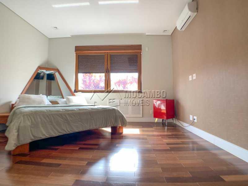 Suíte master - Casa em Condomínio 4 quartos à venda Itatiba,SP - R$ 3.998.000 - FCCN40161 - 17