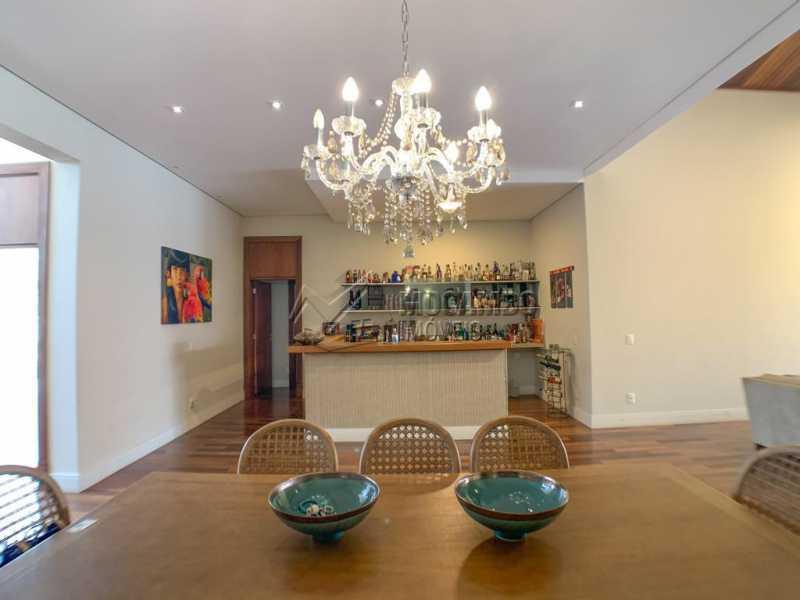 Sala - Casa em Condomínio 4 quartos à venda Itatiba,SP - R$ 3.998.000 - FCCN40161 - 5