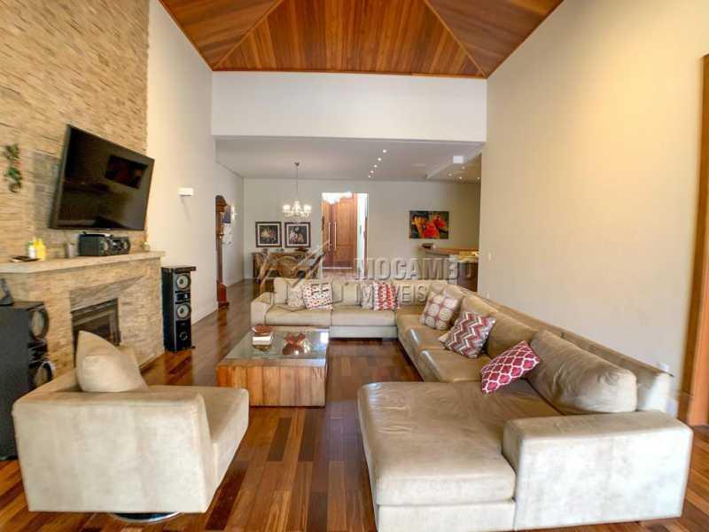 Sala - Casa em Condomínio 4 quartos à venda Itatiba,SP - R$ 3.998.000 - FCCN40161 - 1