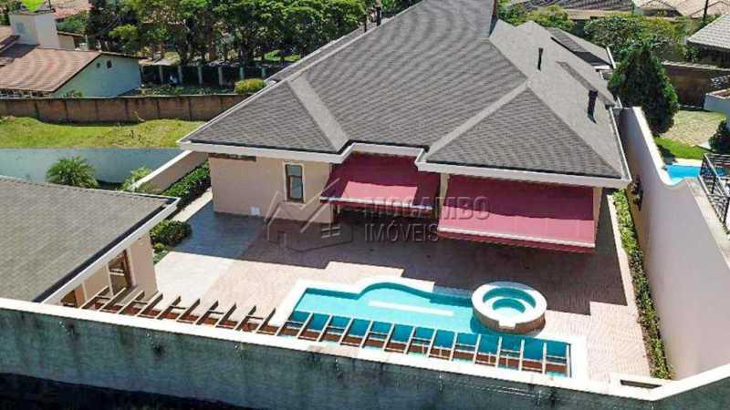 Vista Aérea - Casa em Condomínio 4 quartos à venda Itatiba,SP - R$ 3.998.000 - FCCN40161 - 22