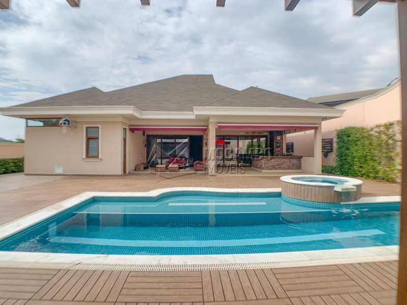 Piscina - Casa em Condomínio 4 quartos à venda Itatiba,SP - R$ 3.998.000 - FCCN40161 - 15