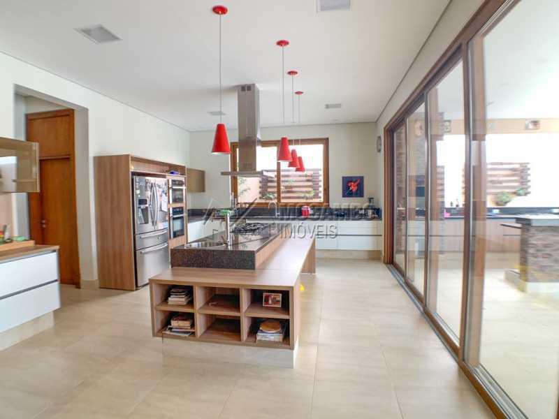 Cozinha - Casa em Condomínio 4 quartos à venda Itatiba,SP - R$ 3.998.000 - FCCN40161 - 23