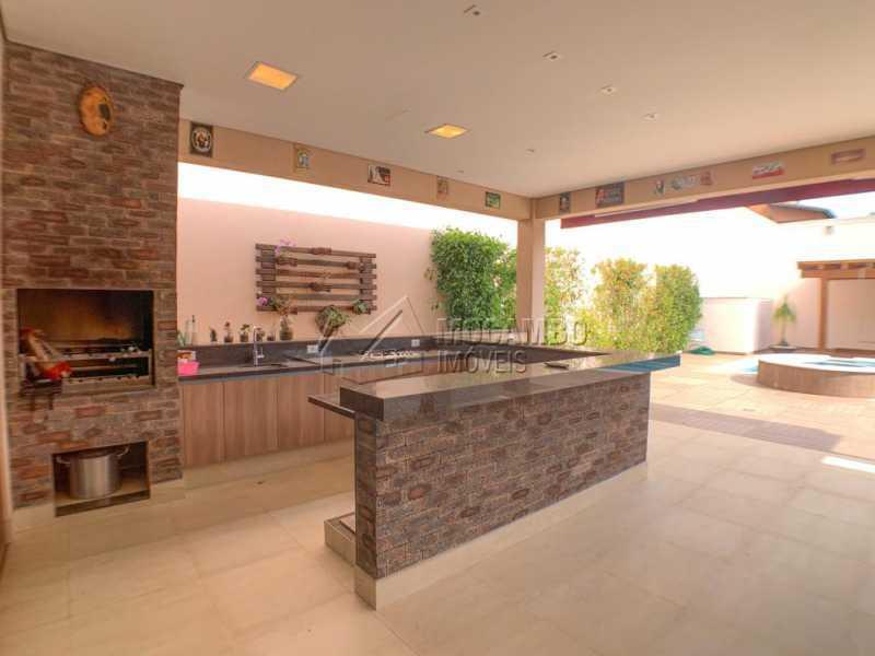 Espaço Gourmet - Casa em Condomínio 4 quartos à venda Itatiba,SP - R$ 3.998.000 - FCCN40161 - 24