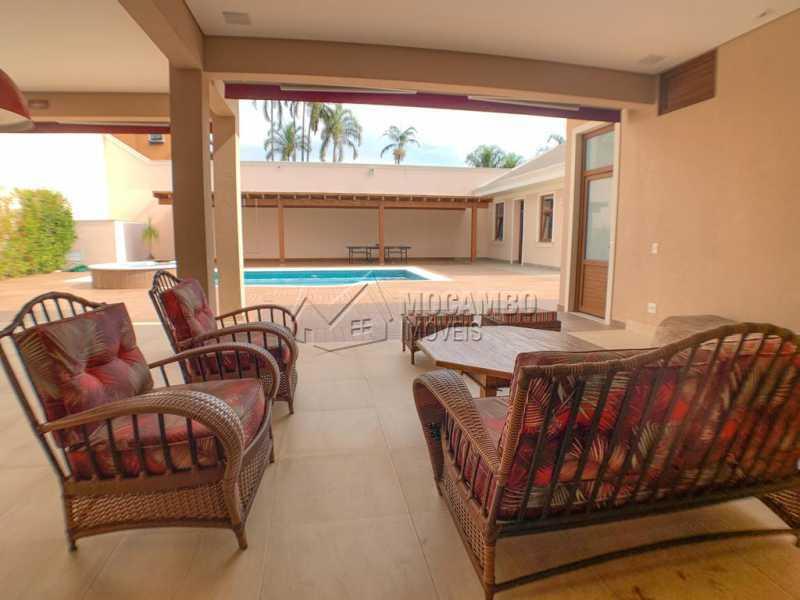 Terraço - Casa em Condomínio 4 quartos à venda Itatiba,SP - R$ 3.998.000 - FCCN40161 - 25
