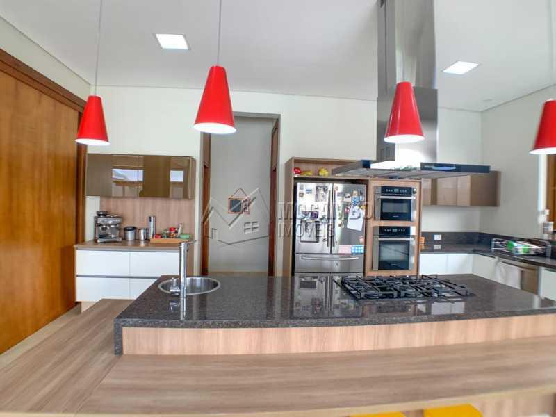 Cozinha - Casa em Condomínio 4 quartos à venda Itatiba,SP - R$ 3.998.000 - FCCN40161 - 26