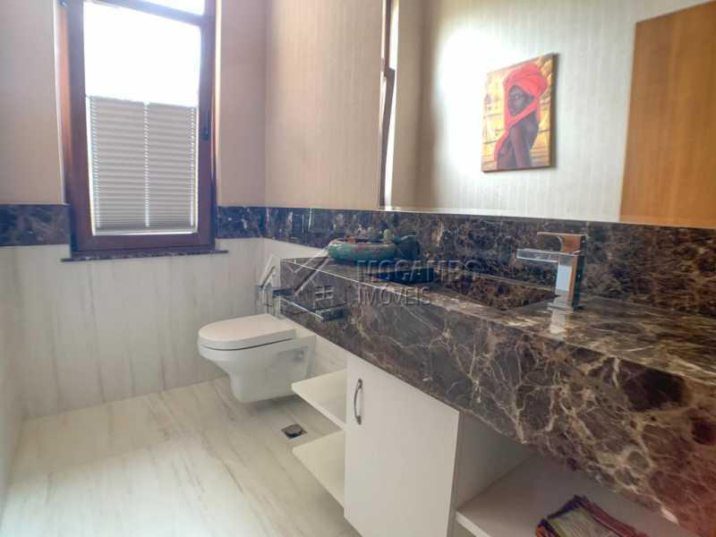 Banheiro - Casa em Condomínio 4 quartos à venda Itatiba,SP - R$ 3.998.000 - FCCN40161 - 20