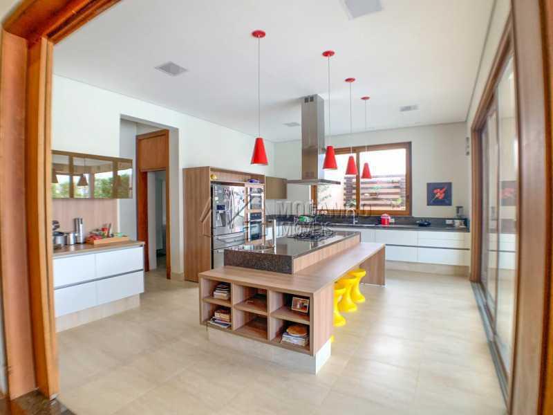 Cozinha - Casa em Condomínio 4 quartos à venda Itatiba,SP - R$ 3.998.000 - FCCN40161 - 27