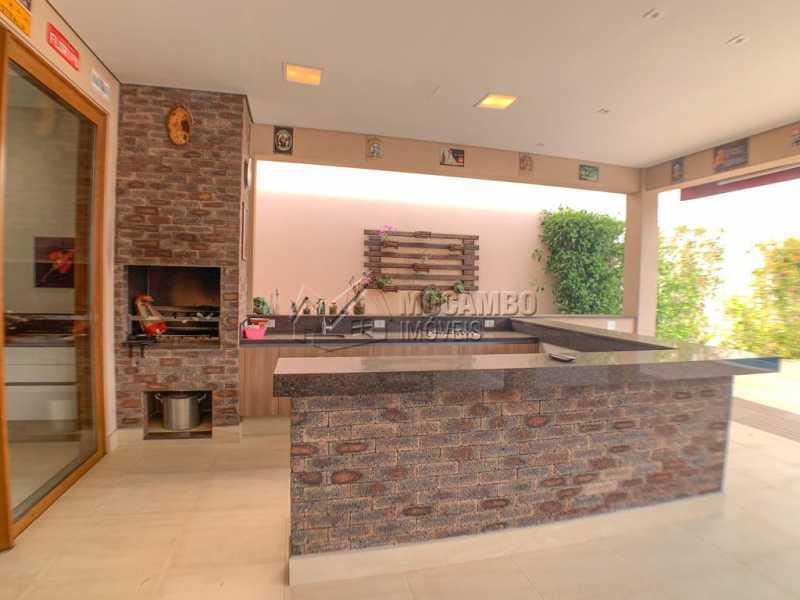 Espaço Gourmet - Casa em Condomínio 4 quartos à venda Itatiba,SP - R$ 3.998.000 - FCCN40161 - 29