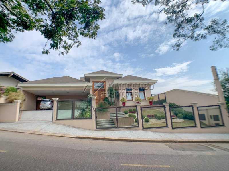 Fachada - Casa em Condomínio 4 quartos à venda Itatiba,SP - R$ 3.998.000 - FCCN40161 - 30