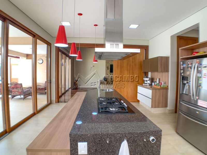 Cozinha - Casa em Condomínio 4 quartos à venda Itatiba,SP - R$ 3.998.000 - FCCN40161 - 28