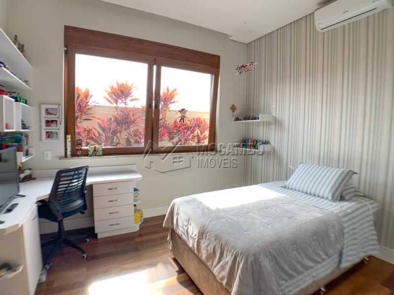 Dormitório - Casa em Condomínio 4 quartos à venda Itatiba,SP - R$ 3.998.000 - FCCN40161 - 19