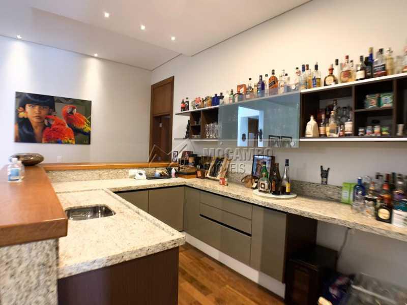 Sala - Casa em Condomínio 4 quartos à venda Itatiba,SP - R$ 3.998.000 - FCCN40161 - 4