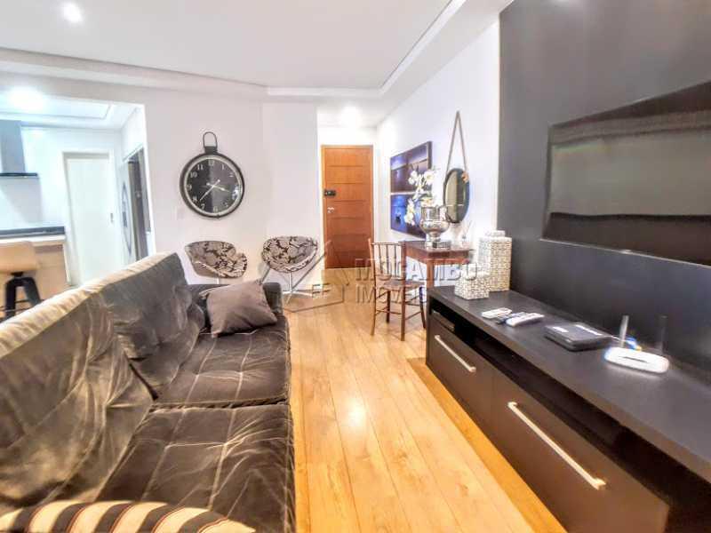 Sala - Apartamento 3 quartos à venda Itatiba,SP - R$ 750.000 - FCAP30563 - 4