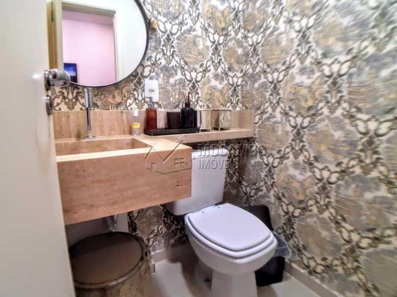 Lavabo  - Apartamento 3 quartos à venda Itatiba,SP - R$ 750.000 - FCAP30563 - 6