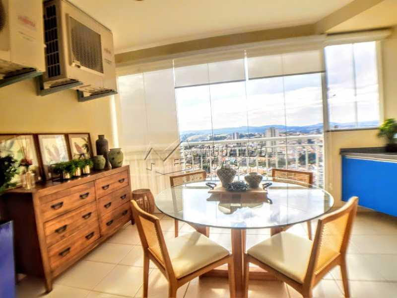 Varanda Gourmet  - Apartamento 3 quartos à venda Itatiba,SP - R$ 750.000 - FCAP30563 - 9