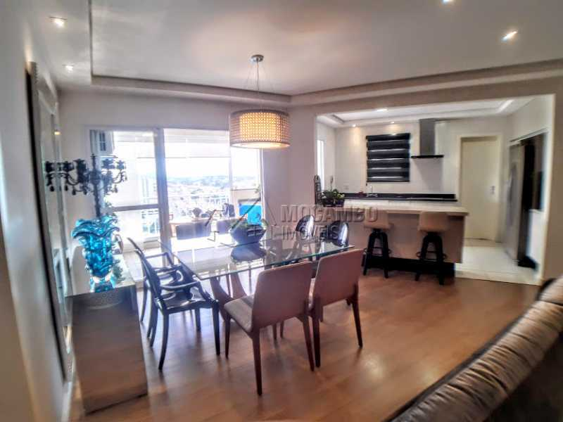 Sala Jantar  - Apartamento 3 quartos à venda Itatiba,SP - R$ 750.000 - FCAP30563 - 8