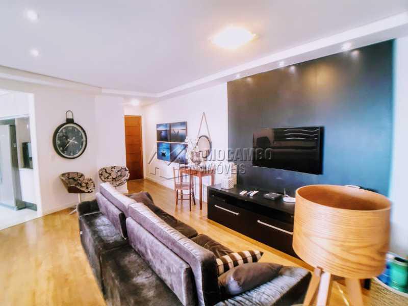 Sala  - Apartamento 3 quartos à venda Itatiba,SP - R$ 750.000 - FCAP30563 - 5