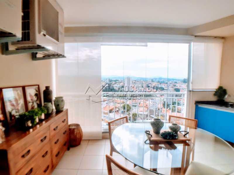 Varanda  - Apartamento 3 quartos à venda Itatiba,SP - R$ 750.000 - FCAP30563 - 10