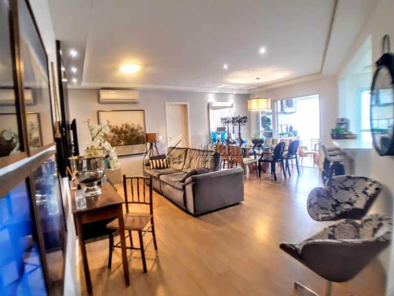 Sala  - Apartamento 3 quartos à venda Itatiba,SP - R$ 750.000 - FCAP30563 - 1