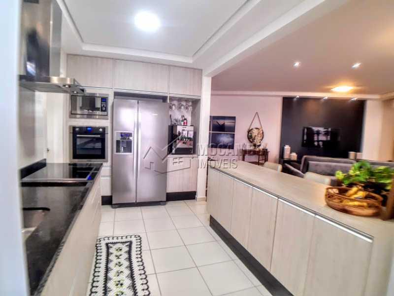 Cozinha rafael - Apartamento 3 quartos à venda Itatiba,SP - R$ 750.000 - FCAP30563 - 13