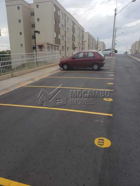 Vaga de garagem. - Apartamento 2 quartos à venda Itatiba,SP - R$ 175.000 - FCAP21111 - 9