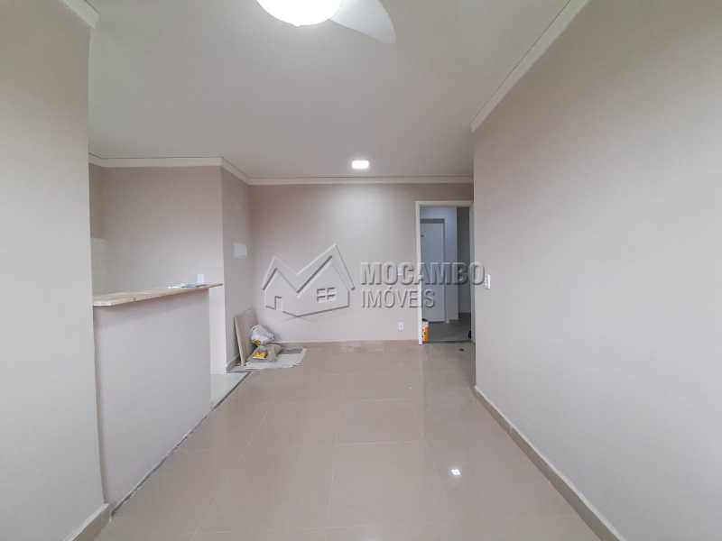 Sala. - Apartamento 2 quartos à venda Itatiba,SP - R$ 175.000 - FCAP21111 - 4