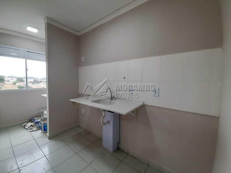 Cozinha. - Apartamento 2 quartos à venda Itatiba,SP - R$ 175.000 - FCAP21111 - 3