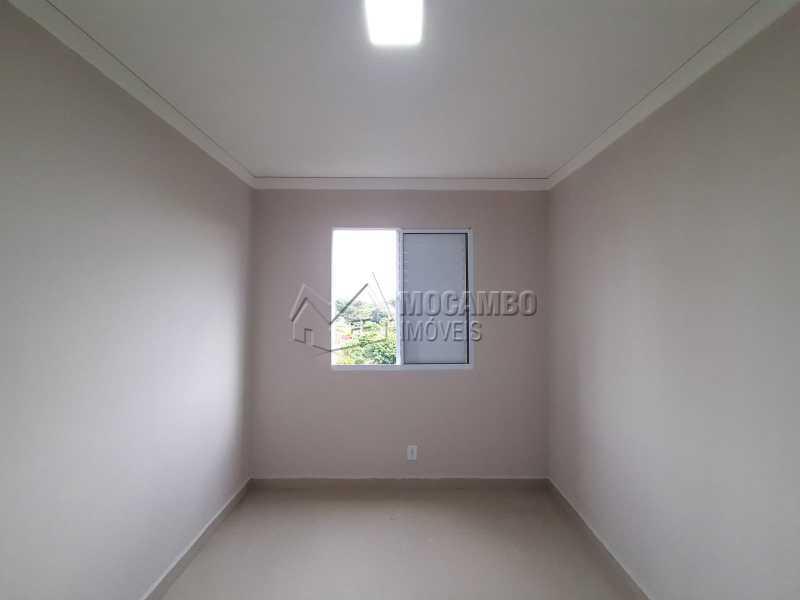 Dormitório. - Apartamento 2 quartos à venda Itatiba,SP - R$ 175.000 - FCAP21111 - 5
