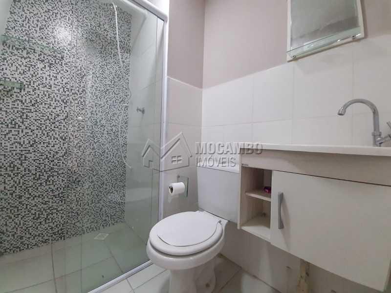 Banheiro. - Apartamento 2 quartos à venda Itatiba,SP - R$ 175.000 - FCAP21111 - 7