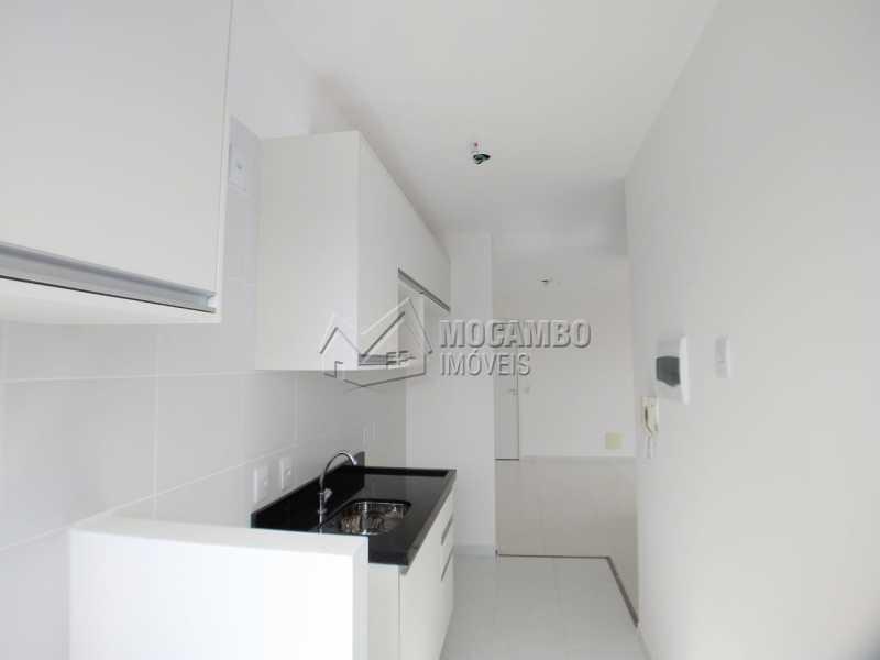 Cozinha - Apartamento 2 quartos à venda Itatiba,SP - R$ 191.000 - FCAP21114 - 1