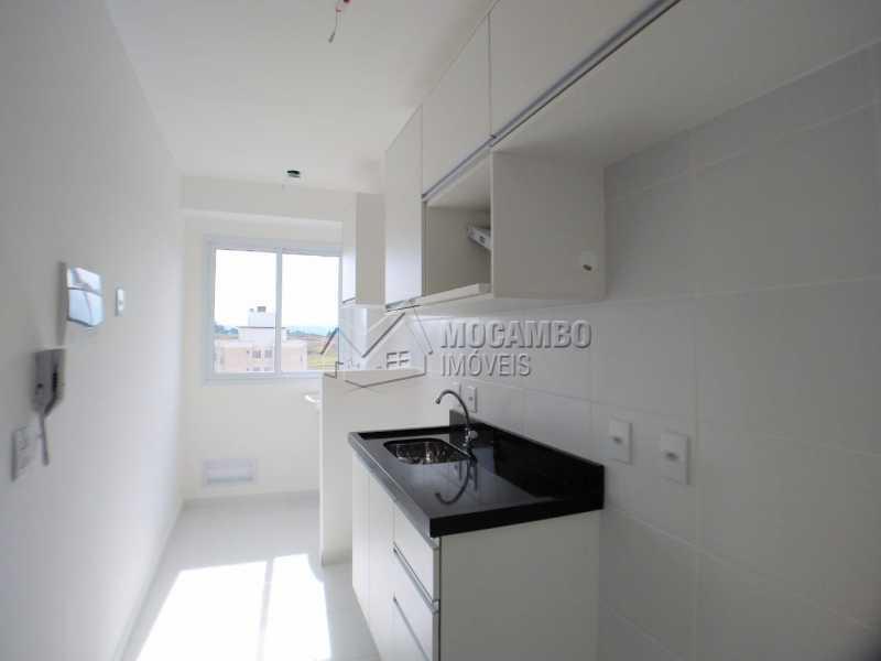Cozinha - Apartamento 2 quartos à venda Itatiba,SP - R$ 191.000 - FCAP21114 - 3