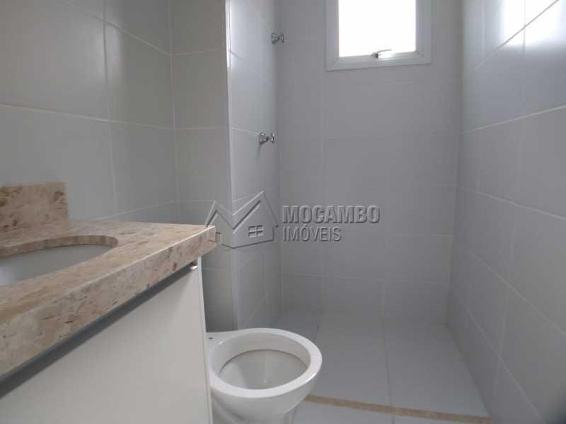 Banheiro  - Apartamento 2 quartos à venda Itatiba,SP - R$ 191.000 - FCAP21114 - 5
