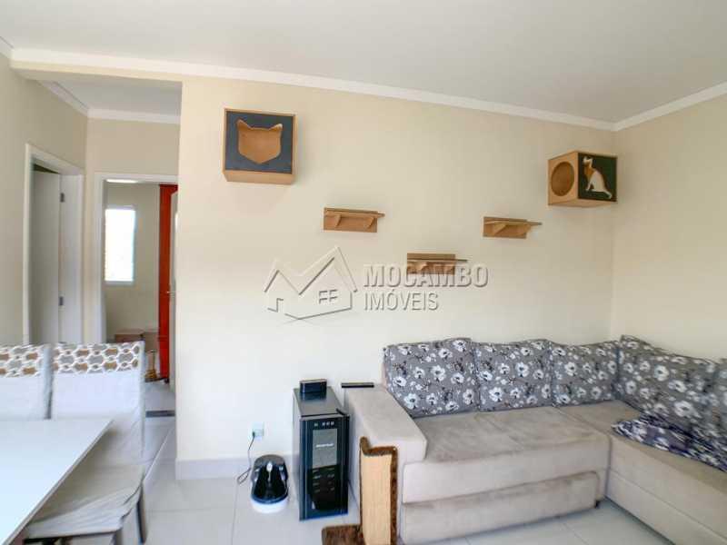Sala - Casa em Condomínio 2 quartos à venda Itatiba,SP - R$ 215.000 - FCCN20035 - 5