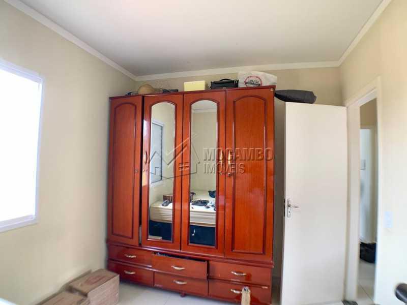Dormitório - Casa em Condomínio 2 quartos à venda Itatiba,SP - R$ 215.000 - FCCN20035 - 6