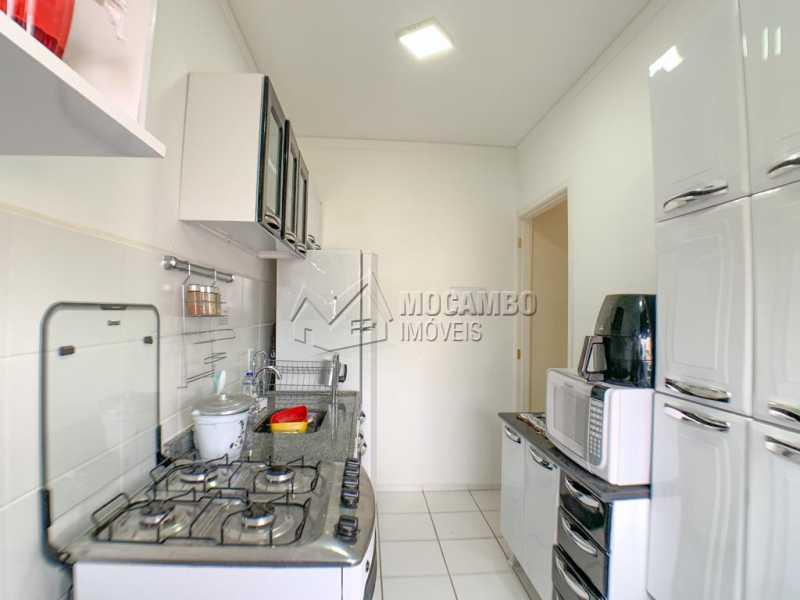 Cozinha - Casa em Condomínio 2 quartos à venda Itatiba,SP - R$ 215.000 - FCCN20035 - 9