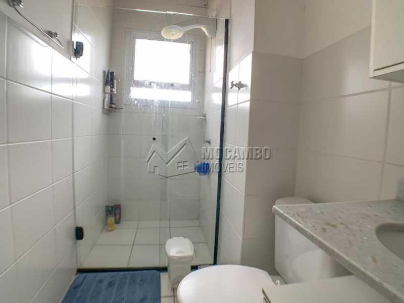 Banheiro - Casa em Condomínio 2 quartos à venda Itatiba,SP - R$ 215.000 - FCCN20035 - 10