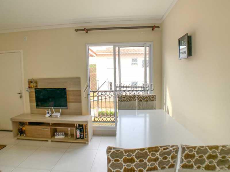 Sala - Casa em Condomínio 2 quartos à venda Itatiba,SP - R$ 215.000 - FCCN20035 - 1