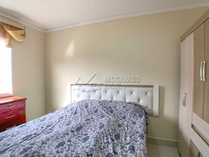 Dormitório - Casa em Condomínio 2 quartos à venda Itatiba,SP - R$ 215.000 - FCCN20035 - 11