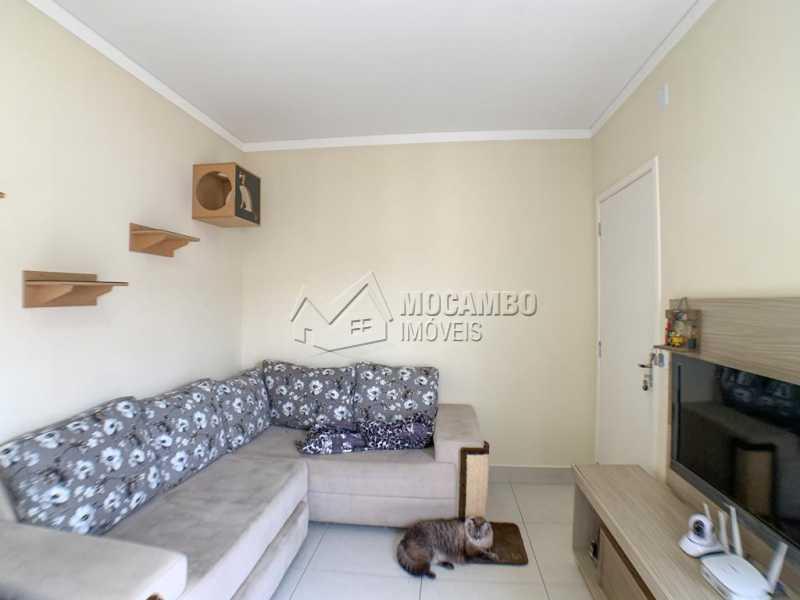 Sala - Casa em Condomínio 2 quartos à venda Itatiba,SP - R$ 215.000 - FCCN20035 - 4