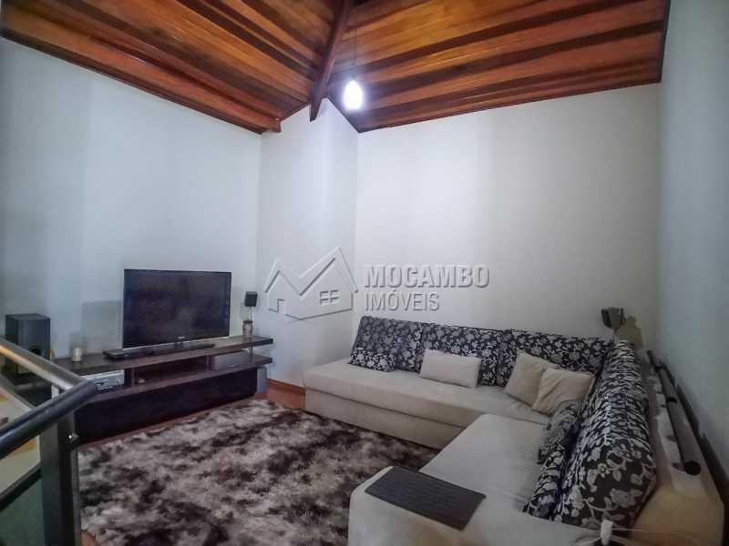 Sala privativa - Casa em Condomínio 4 quartos à venda Itatiba,SP - R$ 990.000 - FCCN40162 - 17