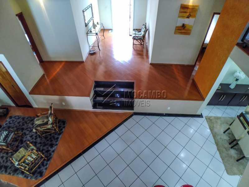 Living 3 ambientes - Casa em Condomínio 4 quartos à venda Itatiba,SP - R$ 990.000 - FCCN40162 - 15