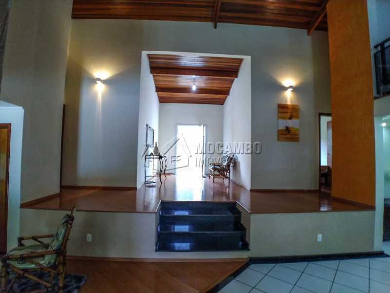 Living 3 ambientes - Casa em Condomínio 4 quartos à venda Itatiba,SP - R$ 990.000 - FCCN40162 - 7