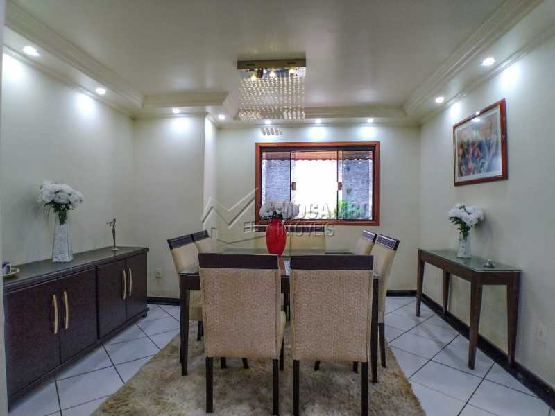 Jantar - Casa em Condomínio 4 quartos à venda Itatiba,SP - R$ 990.000 - FCCN40162 - 13