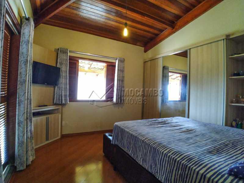 Suíte - Casa em Condomínio 4 quartos à venda Itatiba,SP - R$ 990.000 - FCCN40162 - 20