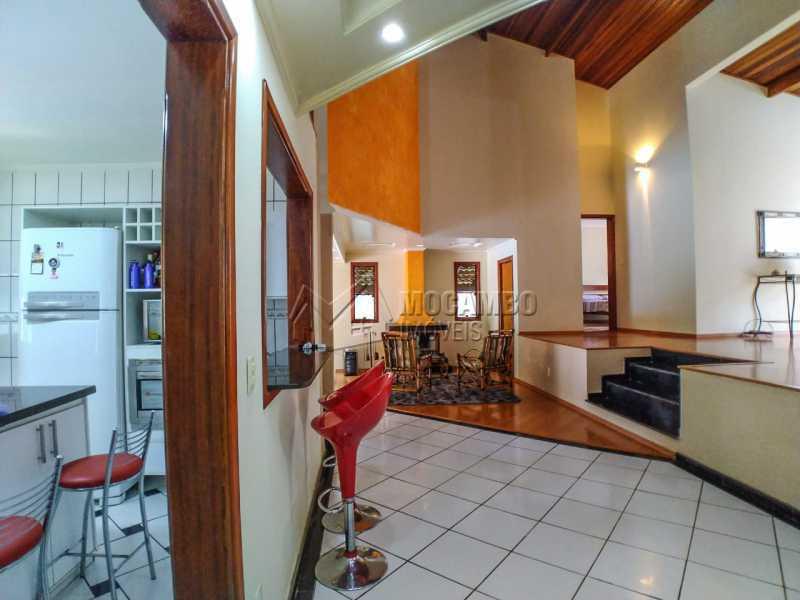 Living 3 ambientes - Casa em Condomínio 4 quartos à venda Itatiba,SP - R$ 990.000 - FCCN40162 - 12