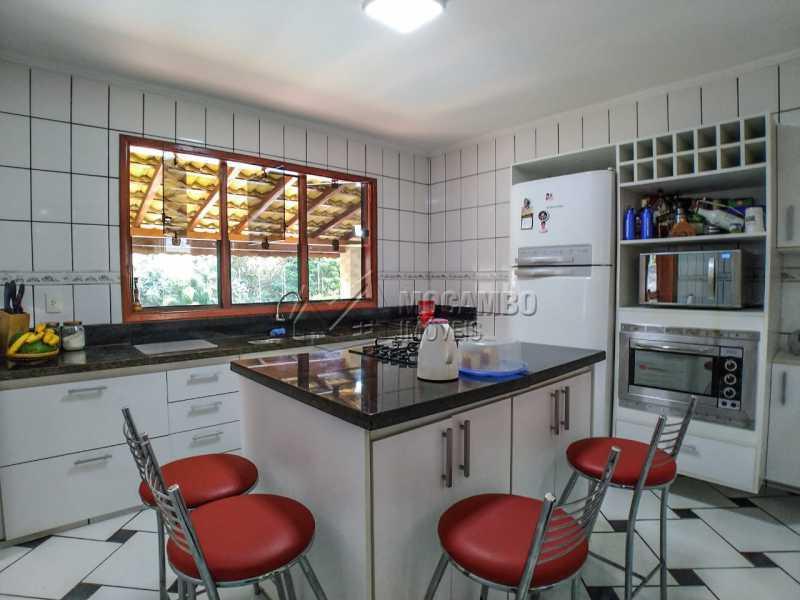 Cozinha - Casa em Condomínio 4 quartos à venda Itatiba,SP - R$ 990.000 - FCCN40162 - 14